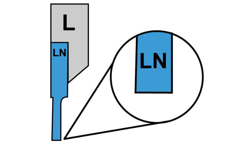 LN Left Hand Neutral