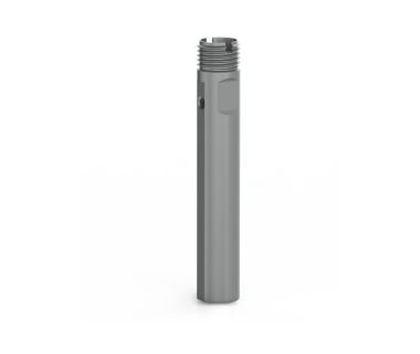CQS-SS-160787: 20mm Straight Shank Collet Holder - ER 16, 71mm OAL