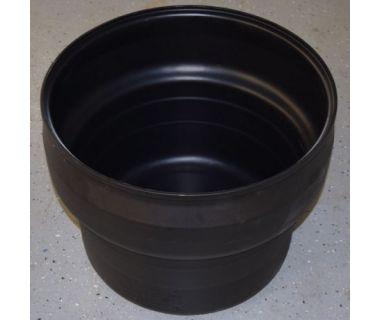 MiJET® Drum - Plastic 20 gal., Black