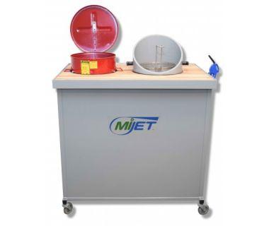 """MiJET® 12"""" dia. Workstation"""