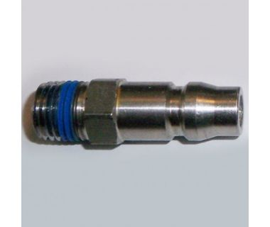 MiJET® High Flow Quick Connect Fitting, Plug