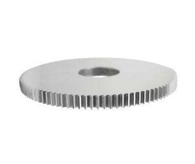 SSM-2505-035080L:  Saw mm 25 OD x 5 ID x 0.35 W 80z Carbide